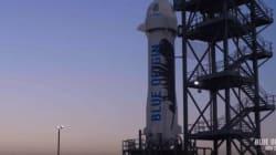 Le patron d'Amazon vient d'inventer la fusée spatiale réutilisable