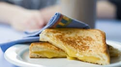 This Grilled Cheese Hack Is Just Plain