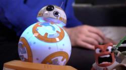 Star Wars s'infiltre dans les cadeaux technos