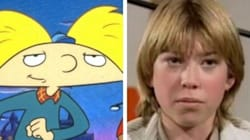 'Hey Arnold' Voice Actor Doesn't Look Like This