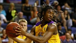 Spectator Pours Beer On Sydney Kings Star Marcus Thornton Mid
