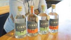 Cirka: une nouvelle distillerie 100 %