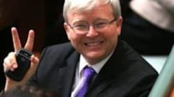 Kevin Rudd Reckons Russia And The U.S. Have No Interest In World War