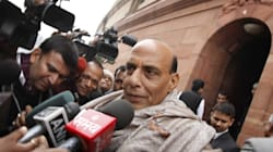 Rajnath Opens House With Praise For Ambedkar, Snub For