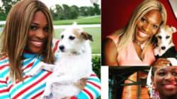 L'hommage de Serena Williams à sa chienne décédée