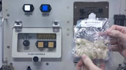 Cuisiner pour Thanksgiving dans l'espace : le