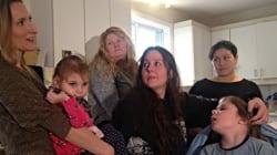 Enfants handicapés: un cri du coeur de mères à bout de souffle