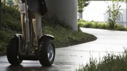 Segways May Soon Be Allowed As Vehicles On Halifax