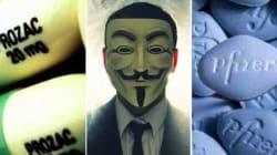 Anonymous hackera il sito dell'Isis con Viagra e