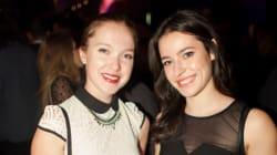 Styles de soirée: l'élégance à l'honneur pour l'«after party» des Prix Boomerang 2015