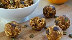 Pumpkin Spice Energy Balls: A Healthy, Balanced