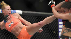 Holly Holm Explains What It Feels Like To Be Knocked Out In A