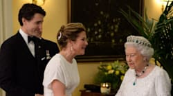 Sophie Grégoire-Trudeau Is Elegant In White To Meet The
