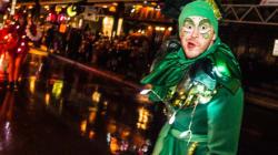 Défilé de Noël de la Plaza St-Hubert: les vedettes de sortie
