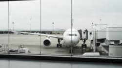 Des tags suspects découverts sur plusieurs avions dans des aéroports