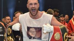 Tyson Fury détrône Vladimir