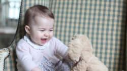 De nouvelles photos officielles de la princesse Charlotte
