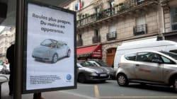 600 fausses pubs à Paris pour épingler les sponsors de la