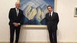 Steve Martin Helps Boost This Canadian Artist's Painting