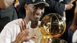 La carrière de Kobe Bryant en chiffres et en
