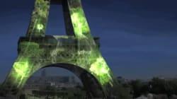 La tour Eiffel se met au vert pour la