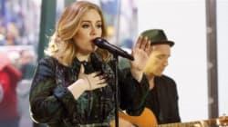 Adele marque de son empreinte l'histoire de la