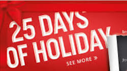 25 Days of Holiday