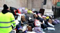 A Livorno i 5 Stelle sommersi dalla spazzatura, ma non è tutta colpa del