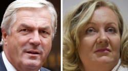 Sauvadet distancé par la candidate FN en Bourgogne-Franche