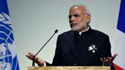 Give India Its Chance To Develop, PM Modi Says At Climate Change
