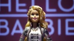La nouvelle Barbie trop