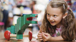 Campaign Urges Parents To Pick Toys For Kids Based On Their Personality, Not Their