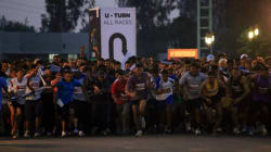 This Weekend In Bangalore, Expect A Horde Of Marathoners Running In The