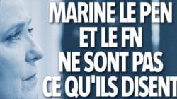 La Voix du Nord persiste, Marine Le Pen dénonce