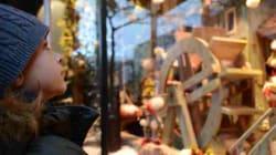 Dans les coulisses de la vitrine de Noël d'Ogilvy