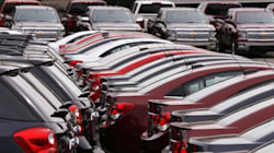 Canadians Are Buying Cars In Record