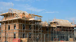 New Home Construction Up In September: