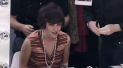 Kristen Stewart en Coco Chanel pour