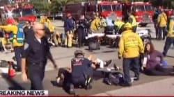 Une fusillade en cours en Californie fait plusieurs