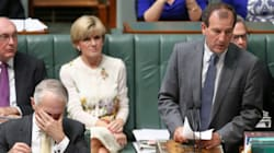 Dream Run Over? Malcolm Turnbull Faces Rumbles In The