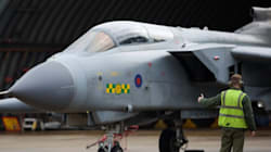 Britain Carries First Air Strikes On Syria After UK Parliament's