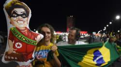 La présidente la plus impopulaire de l'histoire du Brésil risque la destitution pour de