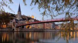 Lione e Piemonte due idee luminose per il ponte dell'
