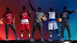 NBA's 2016 All-Star Jerseys Show Canada Some