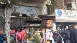 Molotov in un night club del Cairo. Almeno 12 morti