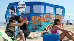 Stop trivelle? Matteo Renzi non vuole il referendum no triv. E rivede lo Sblocca