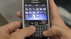 Get That Message? Canada's BlackBerry