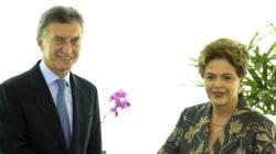 Em clima de 'normalidade', Dilma recebe o presidente eleito da Argentina, Mauricio