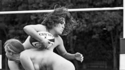 Les joueuses de rugby de l'Université Oxford se dénudent pour une bonne