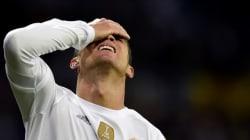 Le Real Madrid privé de la Coupe du